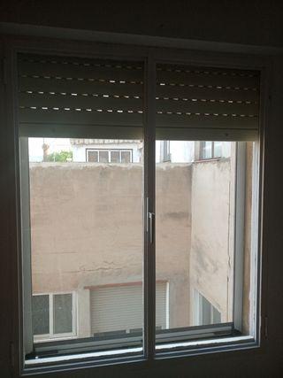 ventana 1'20 x 1m