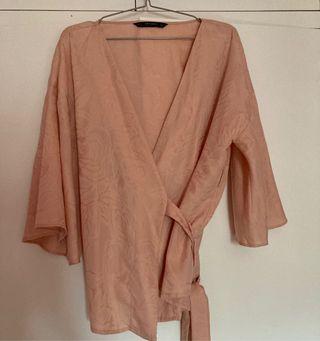 Kimono M de Zara