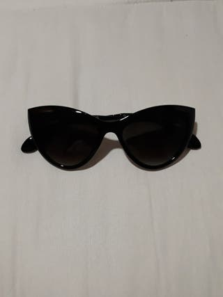 Gafas vintage negras