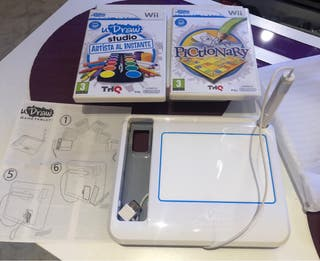 Pack Wii: Udraw Game tablet+ Studio+ Pictionary