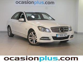Mercedes-Benz Clase C 200 CDI BE Avantgarde 100 kW (136 CV)