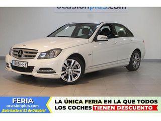 Mercedes-Benz Clase C C 250 CDI 4MATIC BE Avantgarde 150kW (204CV)