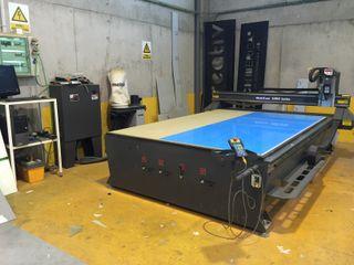 fresadora - Control numérico CNC