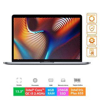 "Apple MacBook Pro 2019 - QC i5 - 13.3"" Táctil"