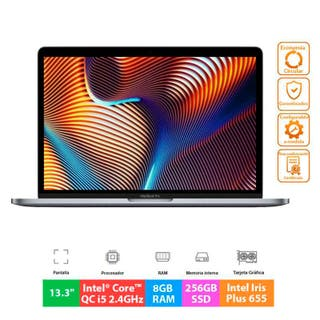 "Apple MacBook Pro 2019 - QC i5 - 13.3"" Táctil"