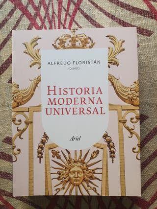 Historia Moderna Universal - Ariel - Floristán