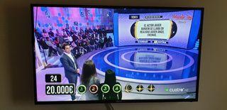 "Hisense smart tv 49"""