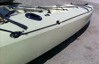 kayak pesca ocean kayak trident 15