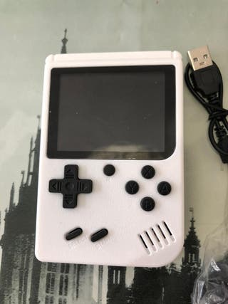 Consola retro portátil 400 juegos