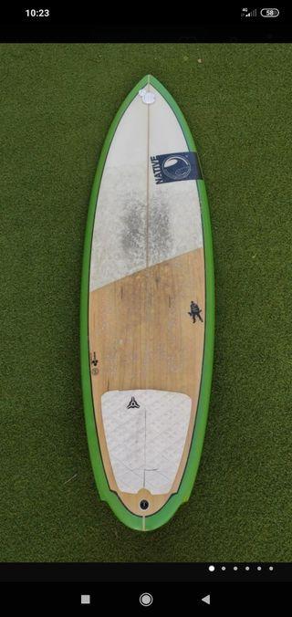 tabla surf quad rasta model