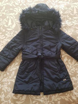 abrigo niña t 4