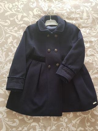 abrigo miranda talla 4