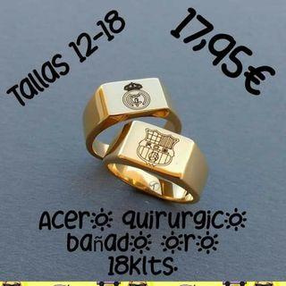 Se vende anillo de acero Avancy