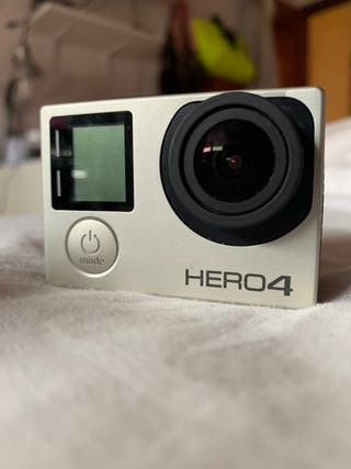 GOPRO HERO 4 (WIFI + BLUETOOTH)