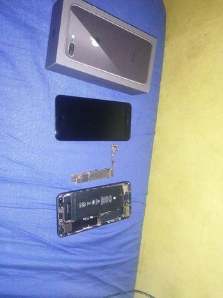 iphone 8 plus piezas