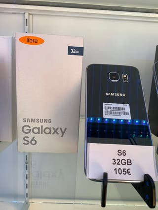 Samsung Galaxy S6 32gb ORIGINAL
