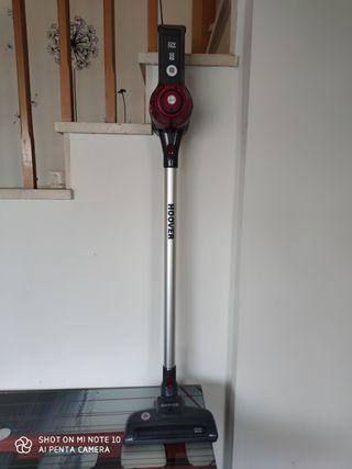 aspiradora escoba ciclónica sin cable