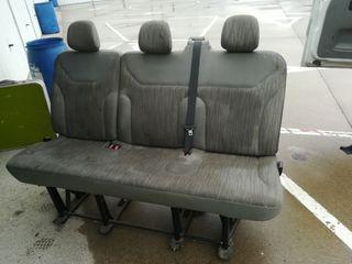 Fila asiento Nissan Primastar