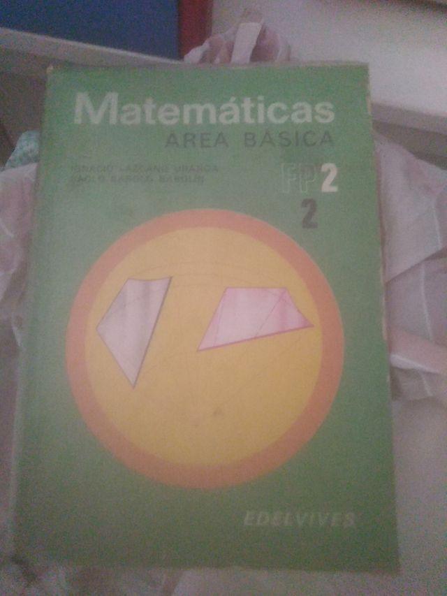 matemáticas area básica fp2