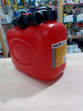 depósito de gasolina 5 litros