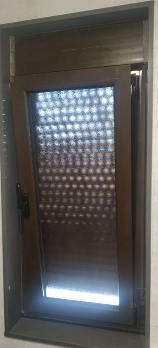 ventanas de alumino con puente termico