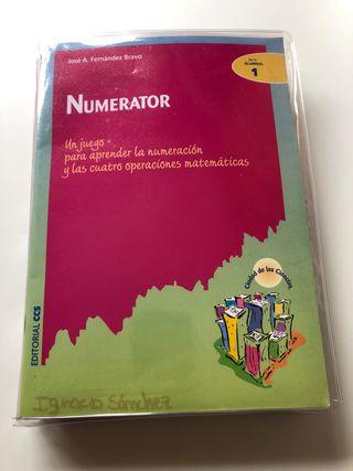 Numerator. Aprender matemáticas
