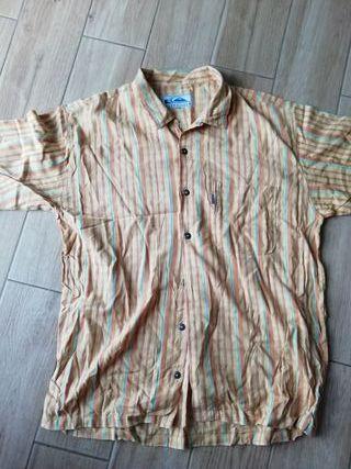 camisa Quicksilver cuadros