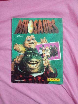 Dinosaurs. Disney. 1991