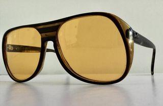 Rayban Vintage gafas B&L mod Timberline ambermatic