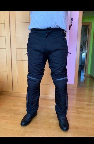 Racer Salsa Pantalones De Motorista Para Mujer Negro 40 Ropa Y Accesorios De Proteccion Pantalones