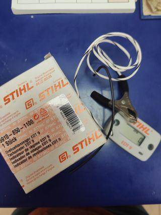 cuentarrevoluciones Stihl EDT-9