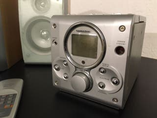 Equipo de música (Radio & CD)