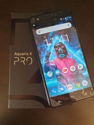 Bq Aquaris X Pro Libre
