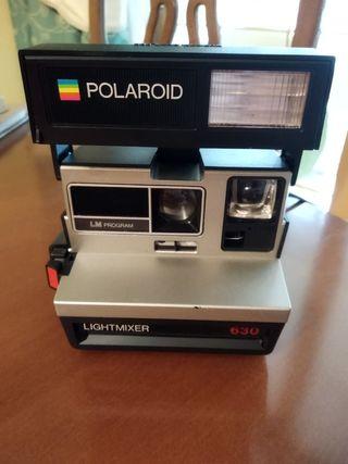 Camara fotos Polaroid