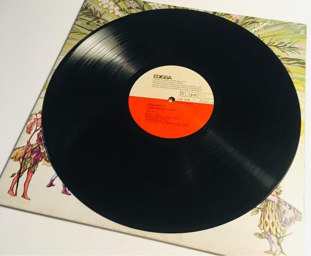 ESQUIROLS Disco Vinilo LP