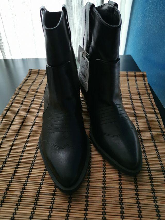 botas cortas