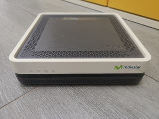 Router HGU Movistar