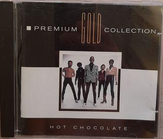 Cd HOT CHOCOLATE. Gold Collection. 20 Éxitos disco