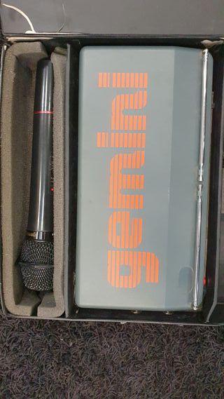 Micrófono inalámbrico Gemini VH-190