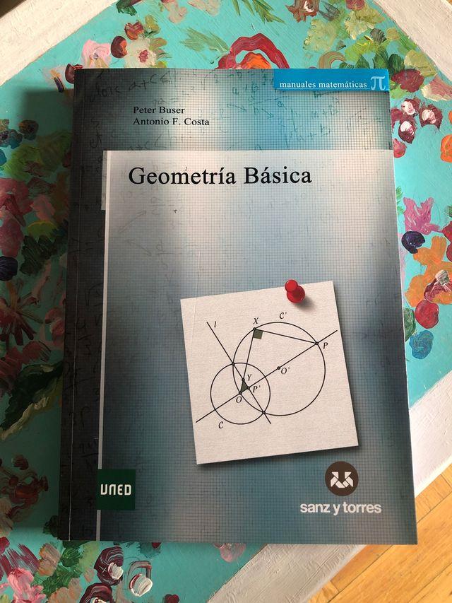 Geometría Básica UNED