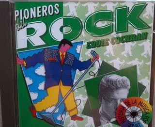 Cd EDDIE COCHRAN. Pioneros del rock. Precintado