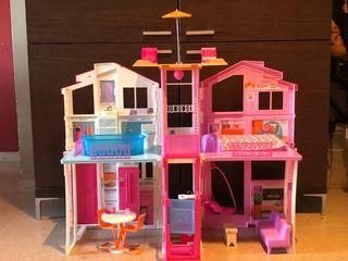 Casa muñecas Barbie