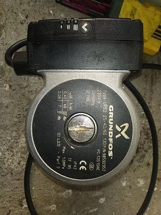 bomba de instalación