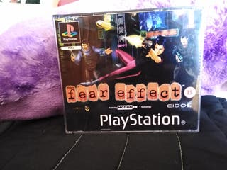 Fear Effect PS1/PSX