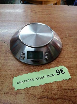 BÁSCULA DE COCINA TRISTAR