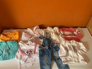 Lote de ropa 3-6 meses