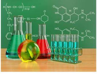 Profesor de química, física y tecnología