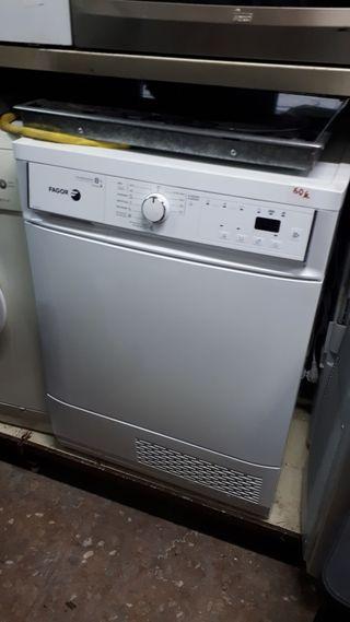 secadora fagor de condenaacion de 8kg
