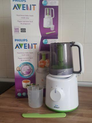 Robot de cocina Avent Philips