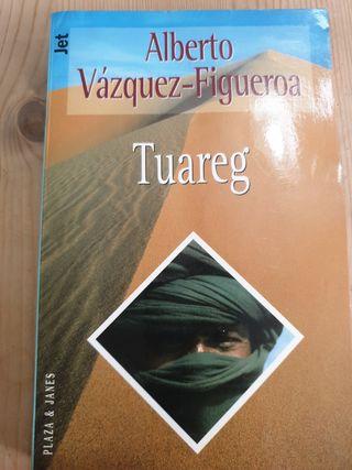 Tuareg, de A. Vazquez Figueroa Regalo novela rosa